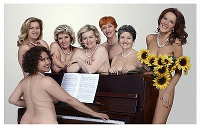 Cast, Calendar Girls