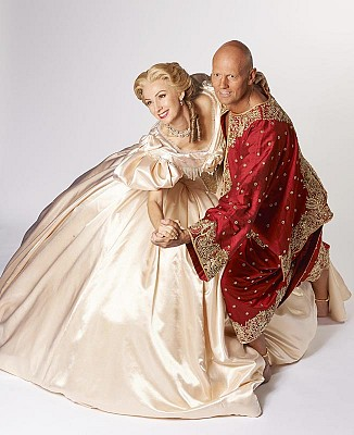 Lisa McCune, Teddy Tahu Rhodes, The King and I